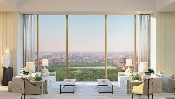 Appartements à Central Park - 117 West 57 Street NYC