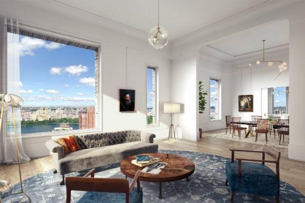 180 East 88 Maisons de luxe de rue à vendre