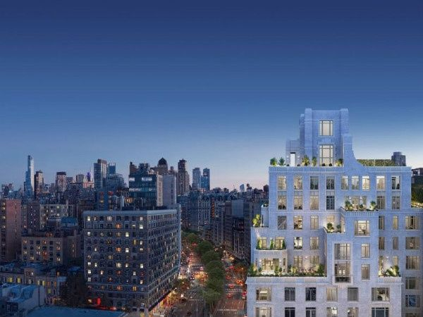 250 west 81 Appartements en copropriété dans la rue upper west side NYC