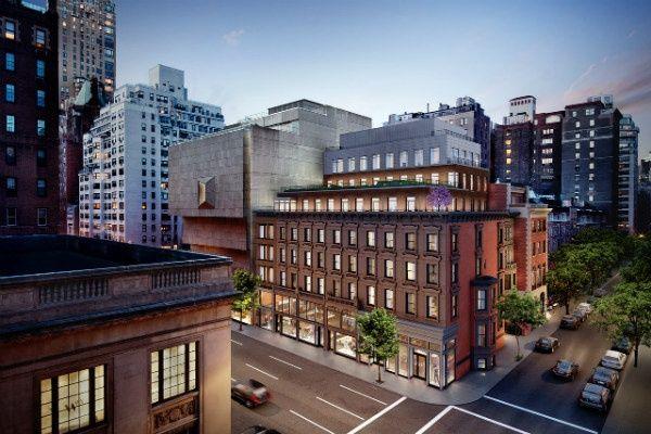 33 East 74 Appartements de luxe de rue Upper East Side New York