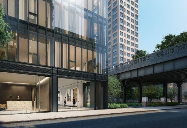 515 West 29 Street New York NYC - Hudson Yards Condos à vendre