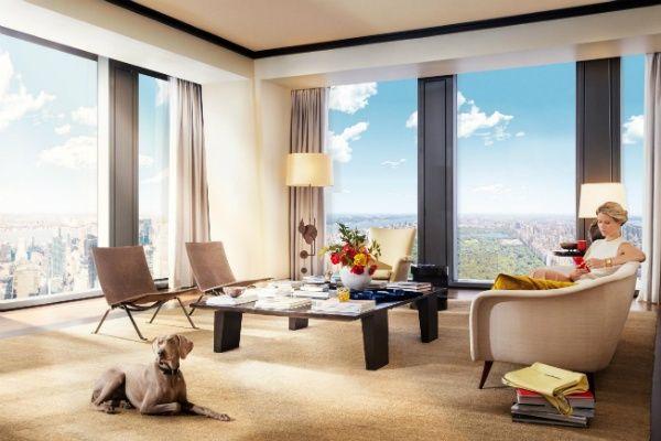 Appartements en rangée pour milliardaires - 53 West 53 Street - 53W53