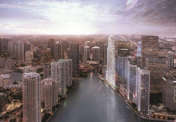 Aston Martin Condos à vendre à Miami