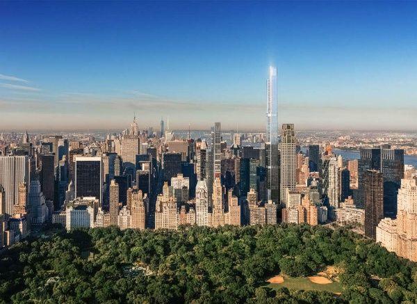 Central Park Tower Appartements à vendre