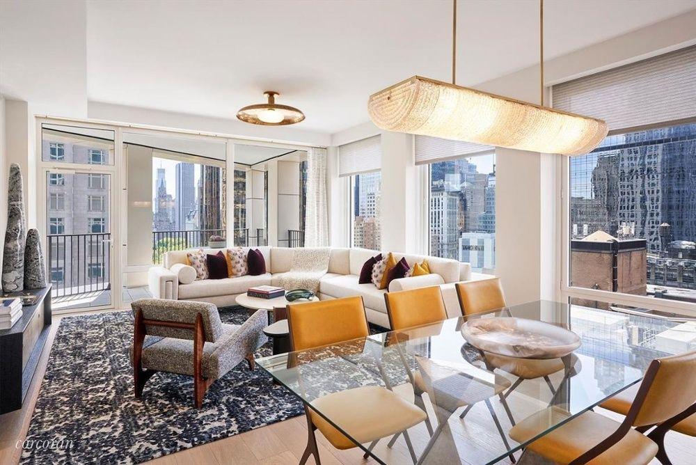 Columbus Circle Appartements à vendre NYC-1