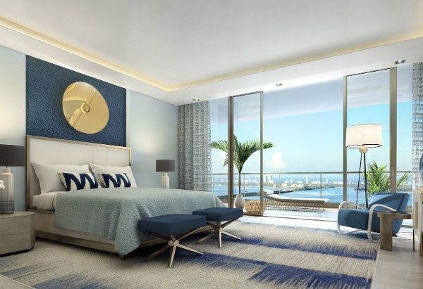 Elysee Condos à vendre à Miami
