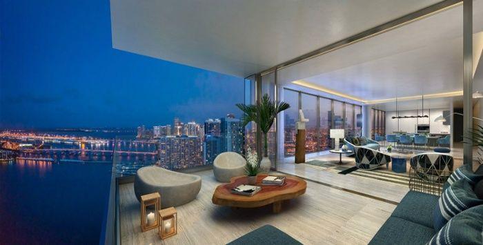 Appartement à Miami