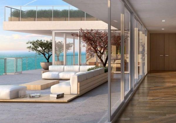 Oceana Bal Harbour Condos à vendre à Miami