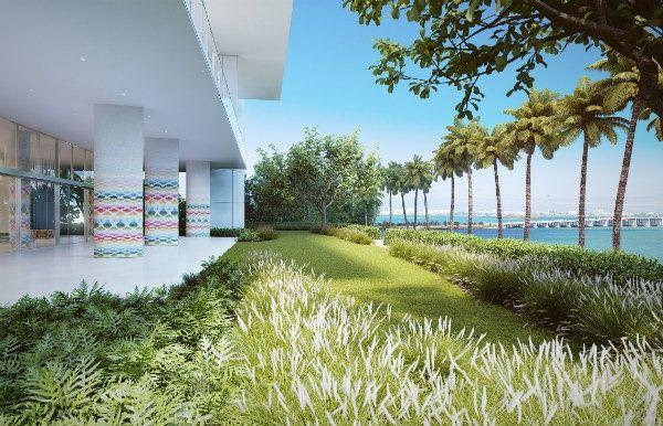 Nouvelle construction à Miami