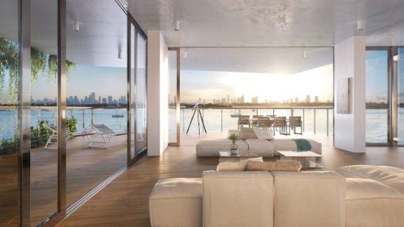 Monad Terrace miami beach condos à vendre