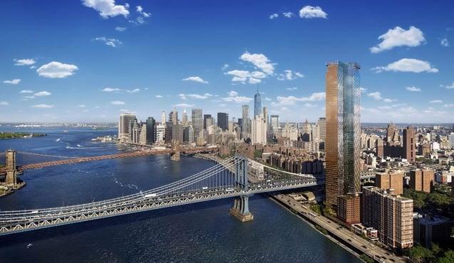Abattement fiscal sur 20 ans One Manhattan Square