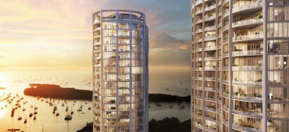Park Grove Appartements de luxe à Miami