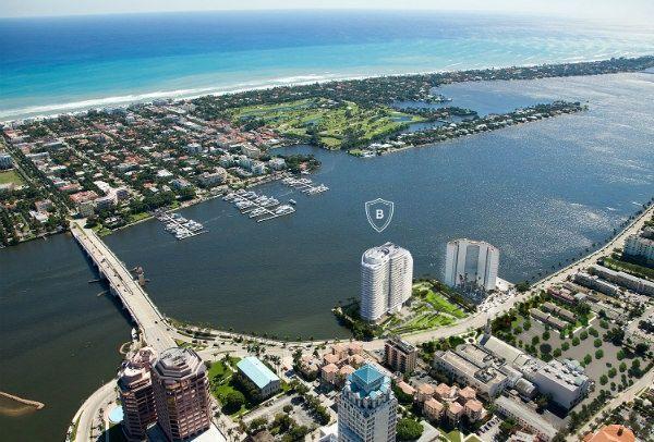 Les Palm Beach condos de Bristol à vendre