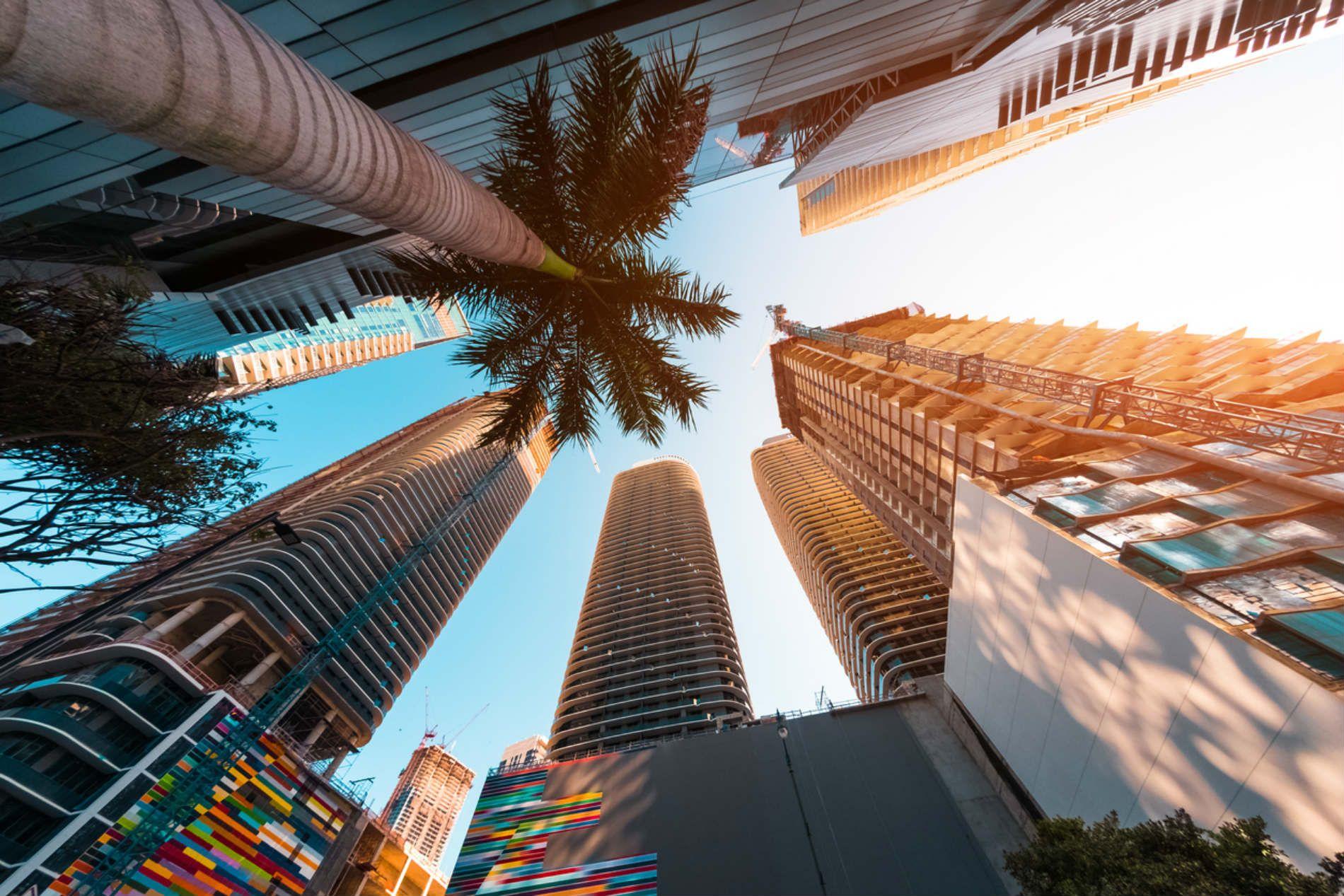 agent immobilier à Miami